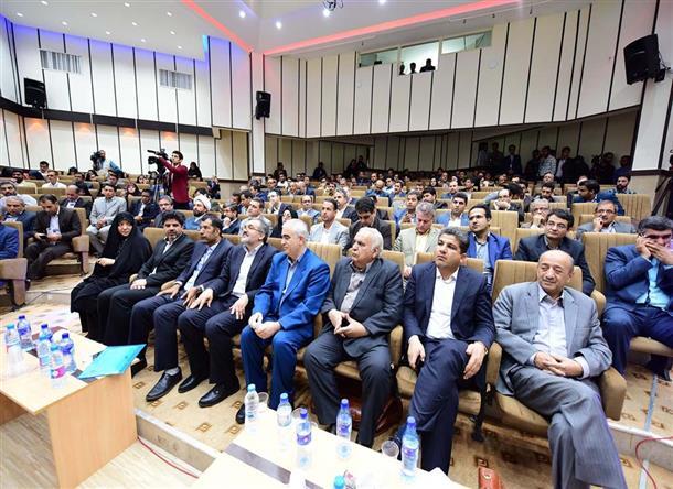 اولين كنفرانس ملي فرصت ها و محدوديت هاي سرمايه گذاري در بخش صنعت استان برگزار گرديد